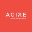 AGIRE - Agenzia Italiana per la Risposta alle Emergenze logo