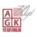 AGK Yer Kaplamalari Ltd./ AGK Floor Coverings Ltd. logo