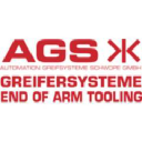AGS Automation Greifsysteme Schwope GmbH (EOAT - End of Arm Tooling) logo