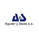 Aguilar y Salas s.a. logo