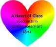 A Heart of Glass Logo