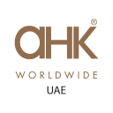 AHK INTERIORS DUBAI logo