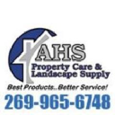 AHS Property Care & Landscape Supply logo