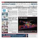 Ahwatukee Foothills News logo