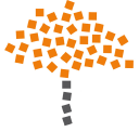 AiBi - Associazione Amici dei Bambini logo