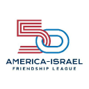 America Israel Friendship League logo