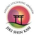 """Aikido Stichting Arnhem """"Jiki Shin Kan"""" logo"""