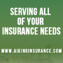 A. I. King Insurance Agency, Inc. logo