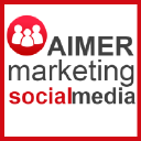 AIMERmarketing.com :: Social Media logo