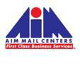 AIM Mail Centers logo