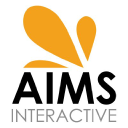 Aims Interactive France logo