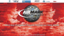 AIRMARK AIRLINE MARKETING & SERVICES logo