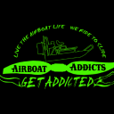 Airboat Addicts, Inc. logo
