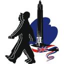 Airborne Wandeltocht / Airborne March logo