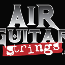 Airguitarstrings.com logo