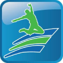 AirHeads Trampoline Arena logo