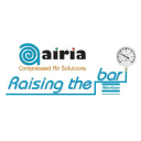 Airia Compressed Air Solutions logo