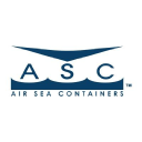 Air Sea Containers, Inc. logo