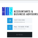 AIS Accountants Limited, Suite 4 , 34a Waterloo Road, London, NW2 7UH logo