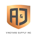 A & J Vineyard Supply Inc. logo