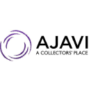 Ajavi.com - modern numismatic platform logo