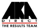 AKA Direct, Inc logo