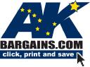 AKBargains.com logo