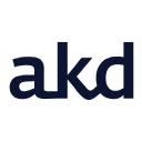 AKD advocaten & notarissen logo