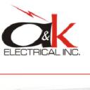 A & K Electrical Inc. logo