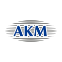 AKM Semiconductor logo