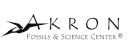 Akron Fossils & Science Center logo