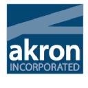 AKRON, Incorporated logo