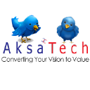 AksaTech Solutions logo