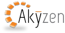 Akyzen, Inc. logo