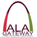 ALA Gateway Chapter logo