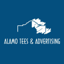 Alamo Tees & Advertising logo