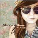 Alanna J Brown Music logo