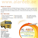 AL AREEB CLEARING AND SHIPPING LLC DUBAI logo