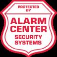 Alarm Center Security System Logo