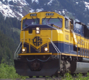 Alaska Railroad logo icon