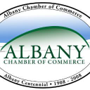 Albany Chamber of Commerce logo