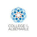 College of The Albemarle Company Logo