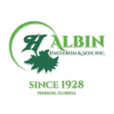 Albin Hagstrom and Son, Inc. logo