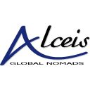 Alceis Global Nomads logo