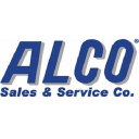 ALCO Sales & Service Co. logo
