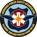 Airborne Law Enforcement Assoc logo