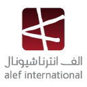 Alef International Publishing logo
