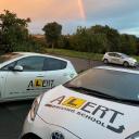 Alert Driving School Auckland logo
