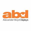 Alexander Boyd displays logo