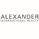 Alexander International Realty logo